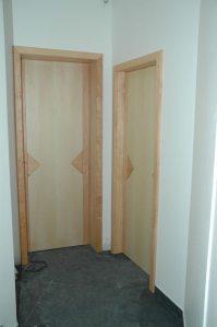 Porte-intérieure-sur mesure-bois
