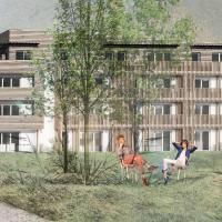 51 logements locatifs et accession à la propriété à Challes-les-eaux