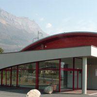Salle polyvalente à Saint-Pierre d'Albigny