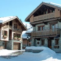13 chalets de montagne à Courchevel Village