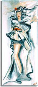 Abstrakt Art Nr 1342