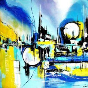 Abstrakt Art Nr 1343