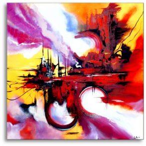 Abstrakt Art Nr 1344