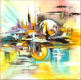 Abstrakt Art Nr 1345