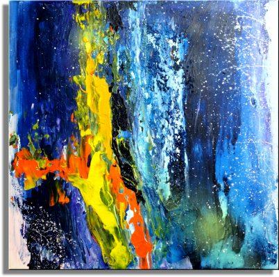 Abstrakt Art Nr. 1357