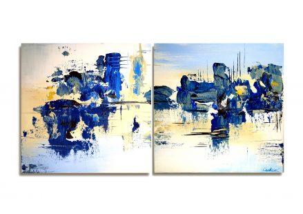 Abstrakt Art Nr. 1384