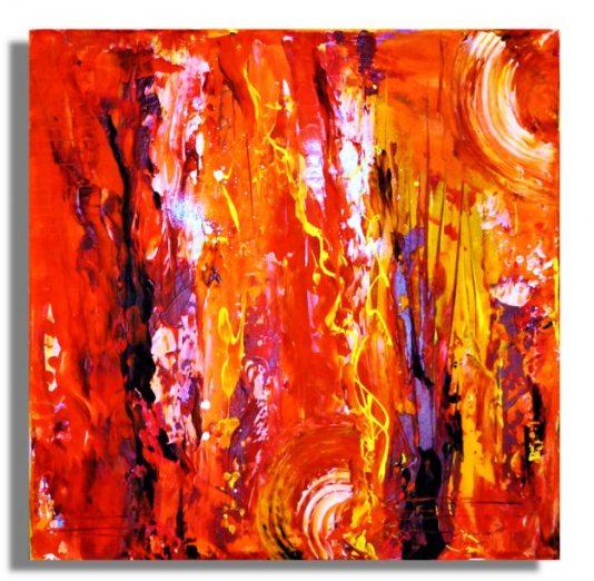 Abstrakt Art Nr 1395