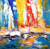 Segelboot Art Nr. 408
