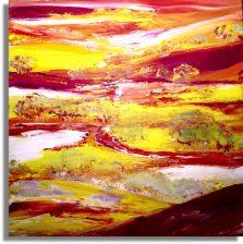 Abstrakt Art Nr. 414