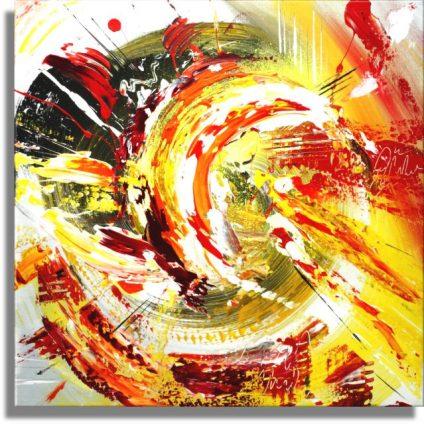 Abstrakt Art Nr. 423