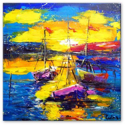 Segelboot Art Nr. 497