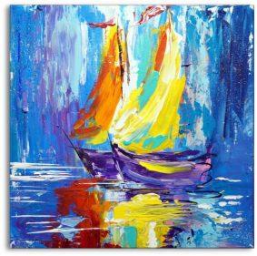 Segelboot Art Nr. 520