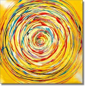 Abstrakt Art Nr. 545