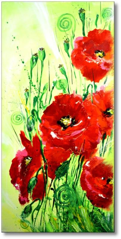 Mohnblumen Art. Nr 555