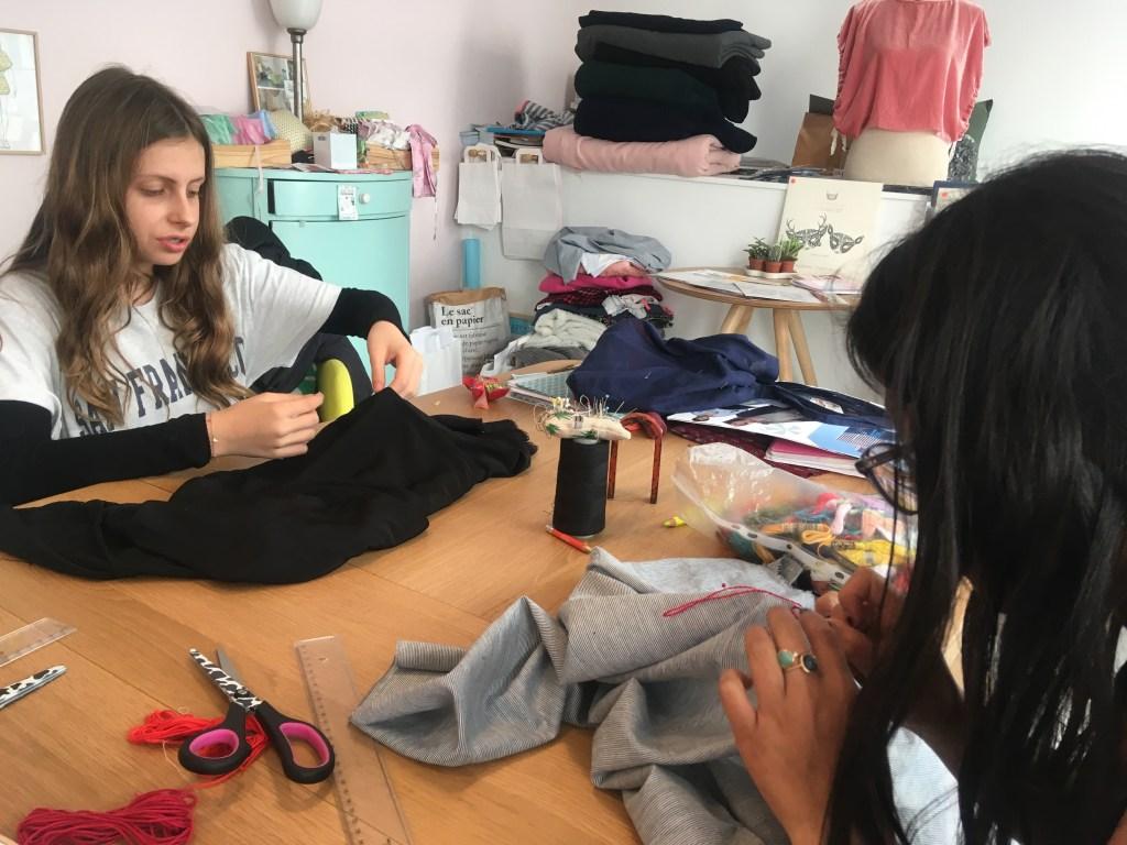 cours de styliste