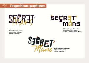 propositions graphiques logo