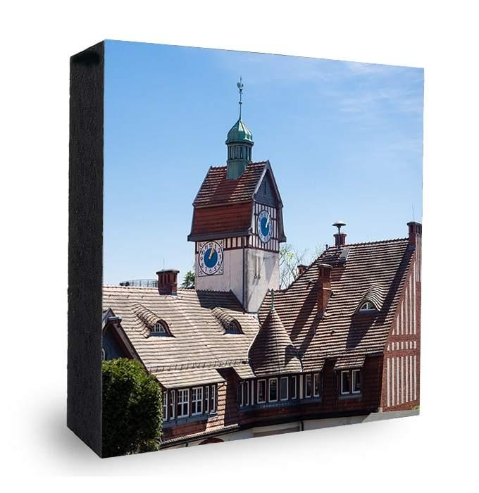 Falkenstein Uhrturm