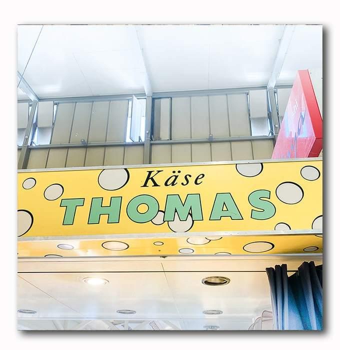 Käse Thomas Kleinmarkthalle Bild