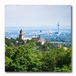 Kronberger Burg Blick