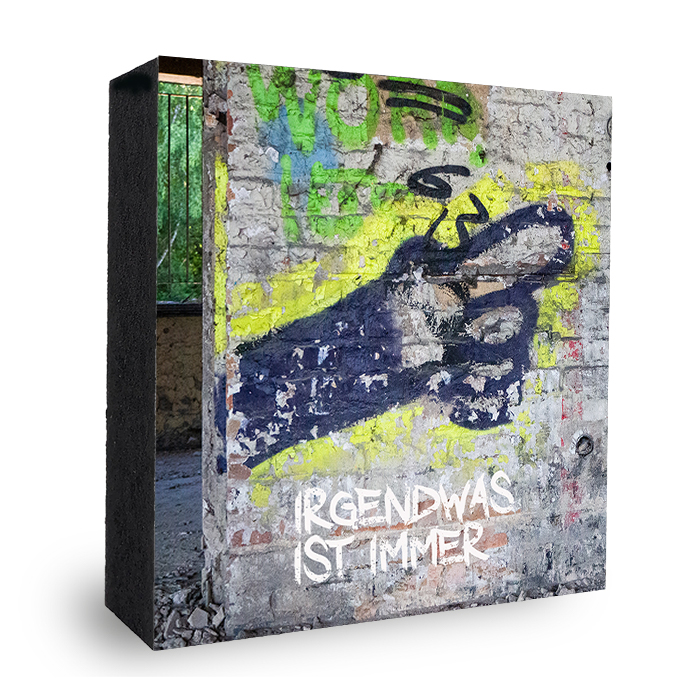 irgendwas ist immer Graffiti - Atelier Klick Blick