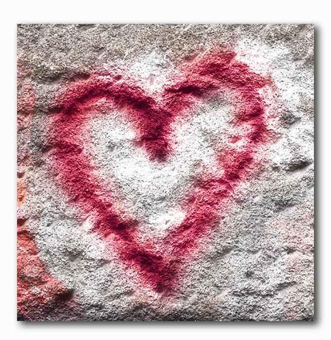 Ein Herz für - Bildgeschenk