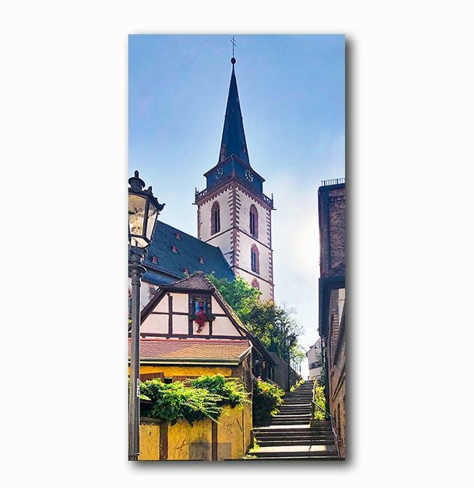 Sankt Ursula Kirche Altstadt Oberursel