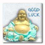Good Luck Buddha