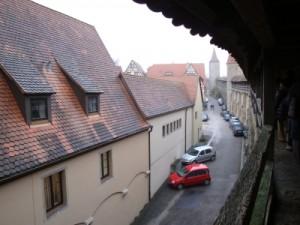 ローテンブルク城壁