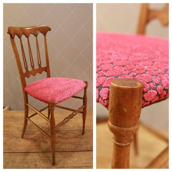 Chaise espagnole - Atelier MD2