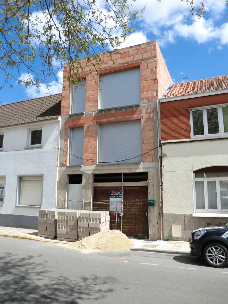 13.28. Atelier permis de construire - Construction d'une maison individuelle à Dunkerque8.1