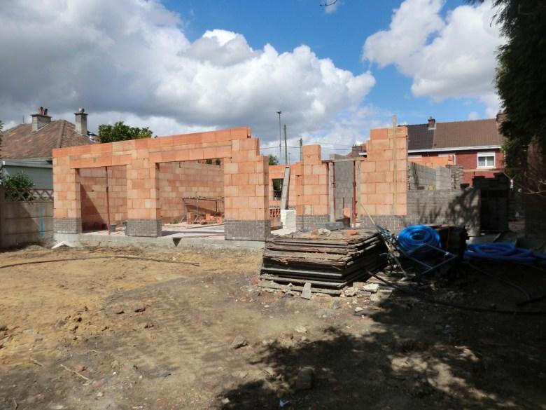 14.01 Construction maison Lys lez Lannoy - Atelier permis de construire5.1