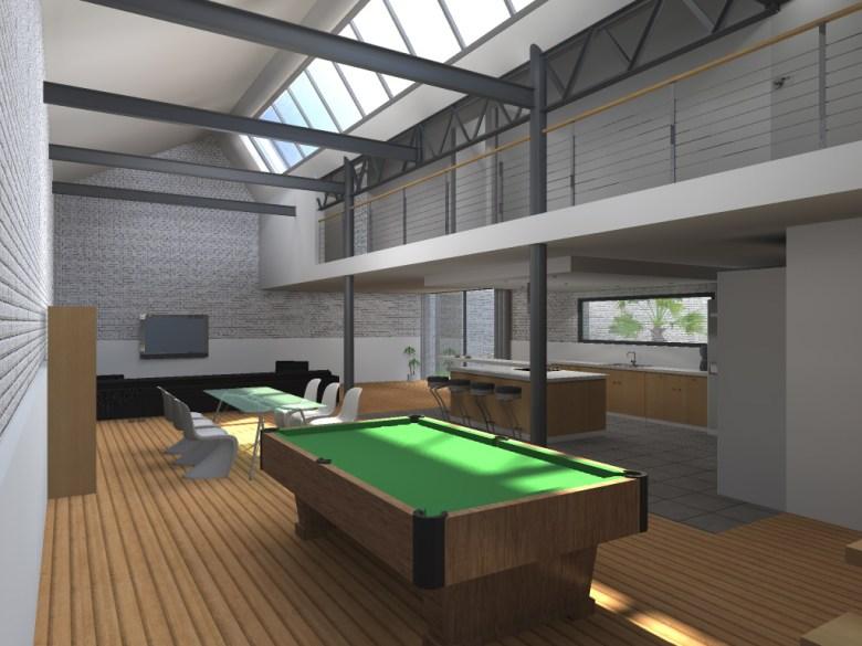 12. Atelier permis de construire Loft Lille2