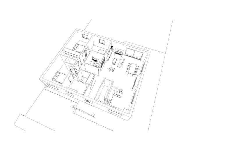 12.26. Atelier permis de construire Maison Plein Pied Wingles2