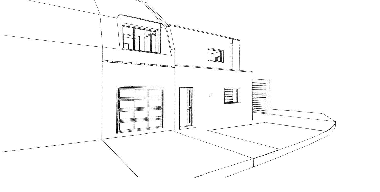 plans permis de construire architecte plan maison construire sa maison plan de maison maison maison plan maison 3d maison - Plan De Maison A Construire