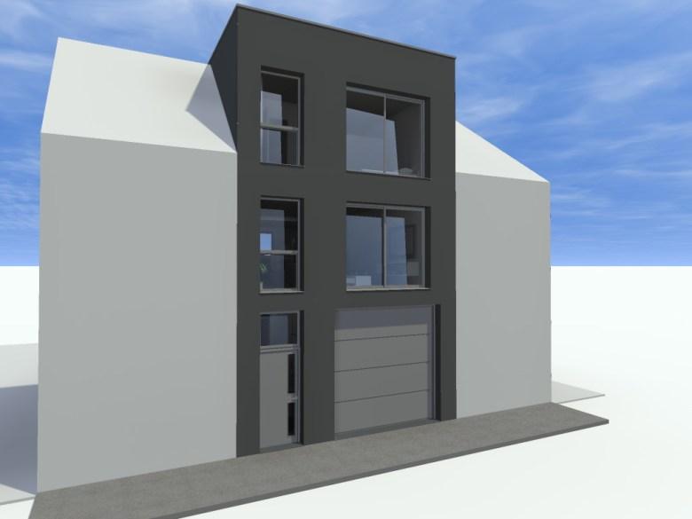 13.28. Atelier permis de construire - Construction d'une maison individuelle à Dunkerque2.1