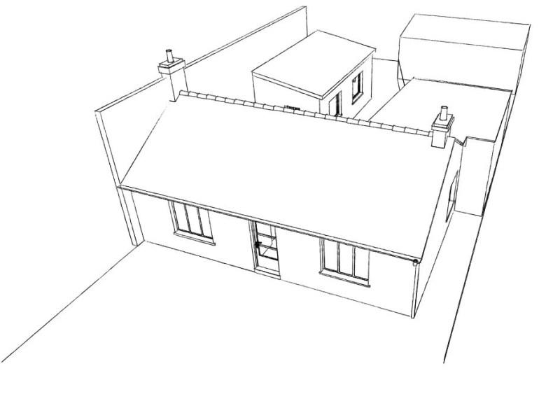 14.02 Extension de maison Dunkerque - Atelier permis de construire1