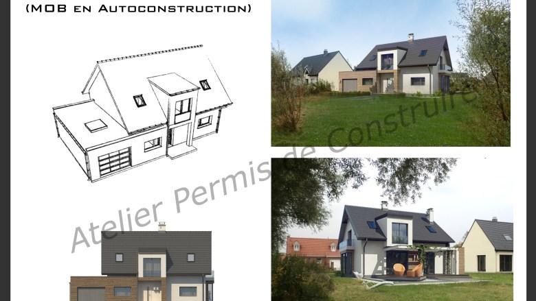 Cerfa permis de construire for Cerfa maison individuelle