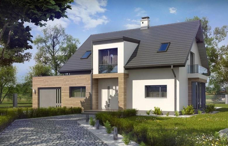 15.09 Construction maison nord - projet permis de construire Laventie6