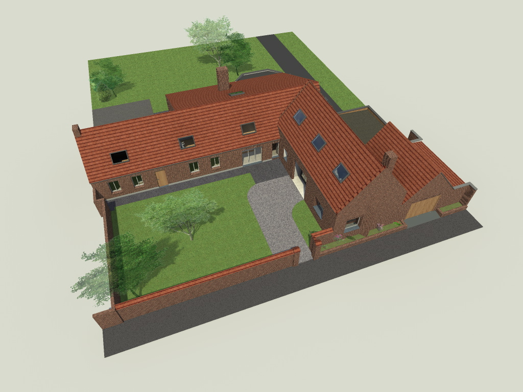 r am nagement d 39 une maison am nagement des combles landas. Black Bedroom Furniture Sets. Home Design Ideas