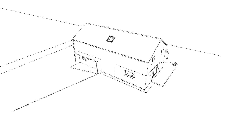 atelier permis de construire construction maison loft la gorgue1. Black Bedroom Furniture Sets. Home Design Ideas