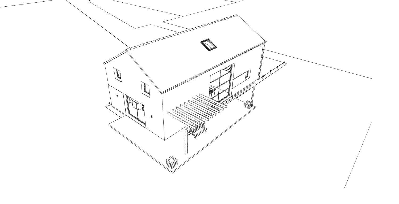 construire une maison kabyle