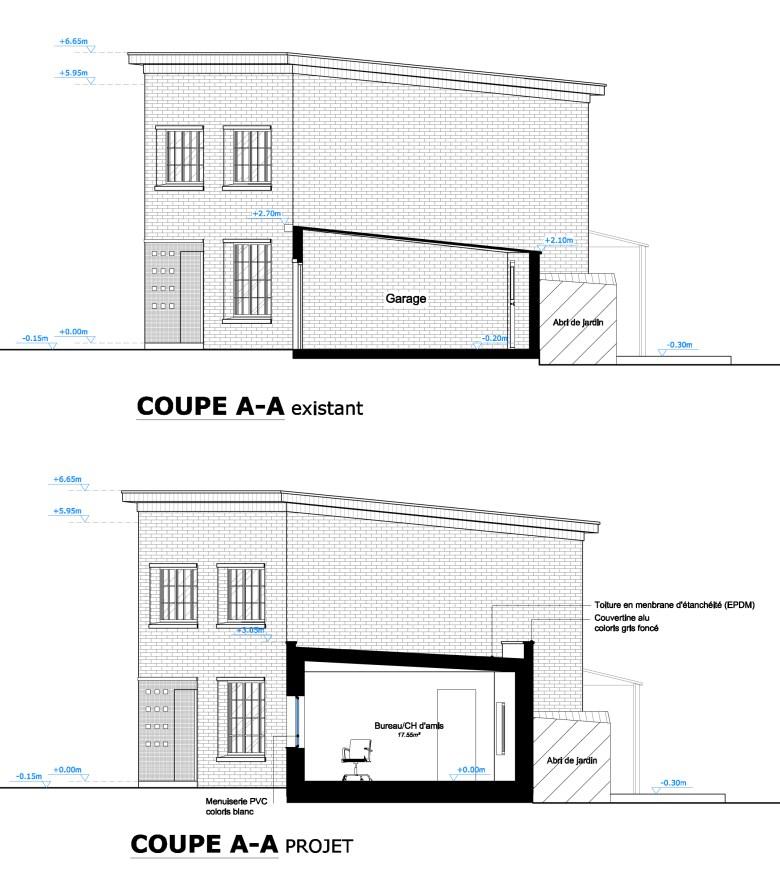 15.33 Atelier permis de construire nord garage6