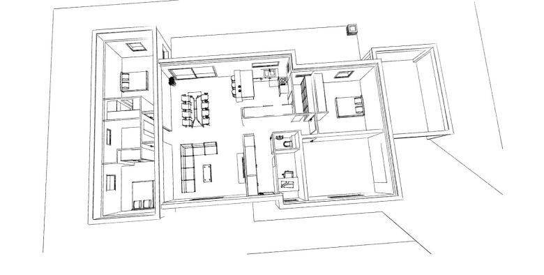16.27 permis de construire maison plain pied nord 8