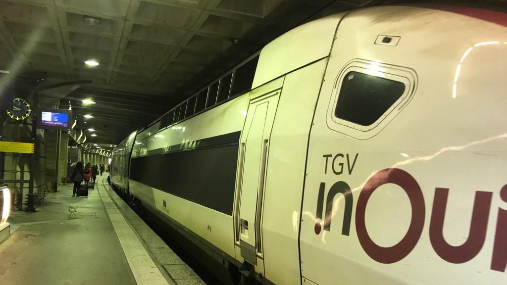 フランス SNCF