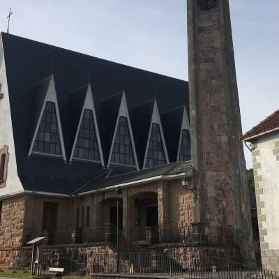 カミーノ Aurizberri 教会