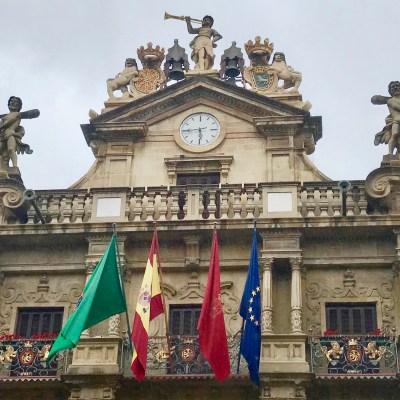 Camino Pamplona