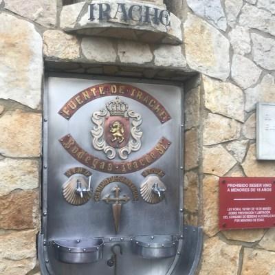 Camino IRACHC ワインの泉