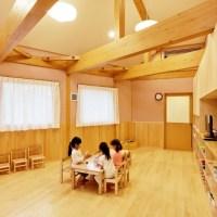 木造の保育園③ー園児室ー