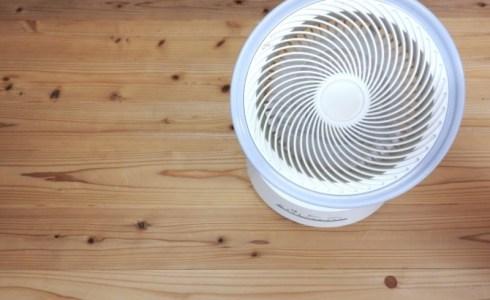 サーキュレーターを活用して洗濯物を早く乾かす方法