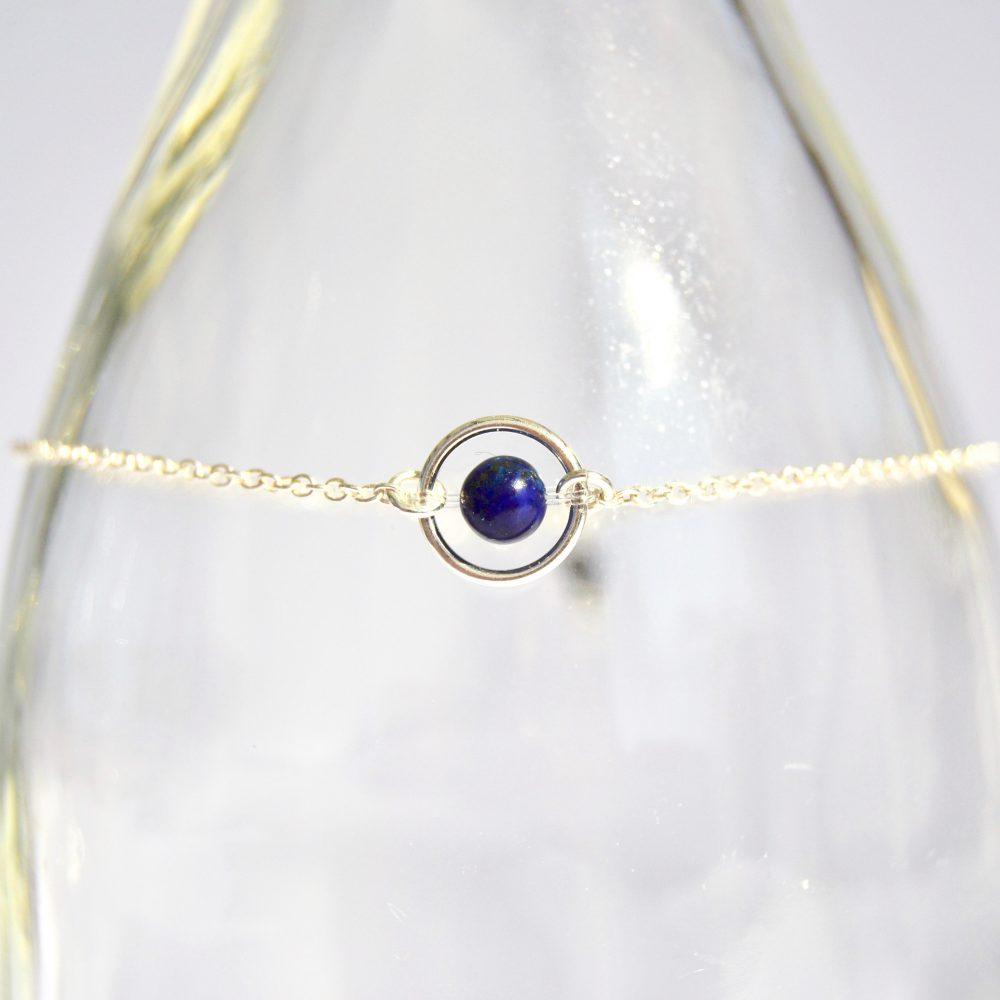bijoux-pierre-argent-vrai-bracelets-funambule-lithotérapie-Lapis-lazuli-1